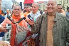 Ratha Yatra - Berlin and Munich 2010
