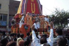 Ratha Yatra Chandigarh 2011