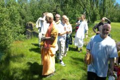 Sadhana Retreat, Germany 2010
