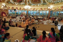 Vyasa Puja in Durban- Apr 2012