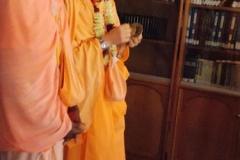 Jayadvaita Swami Vyasa Puja- Durban 2012